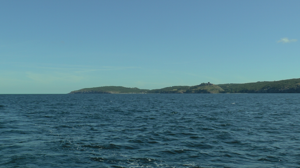 Küste Bornholm