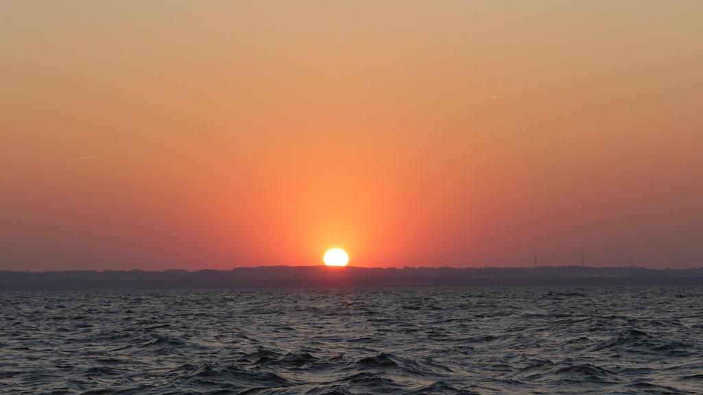 Sonnenaufgang Bornholm1