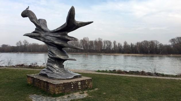am Rhein in Speyer