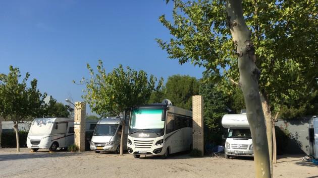 Camperpark Valencia