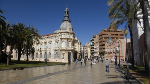 Rathaus Cartagena