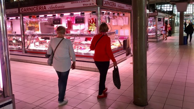 Markthalle Alicante