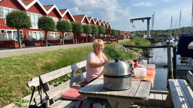 BBQ in Ebeltoft