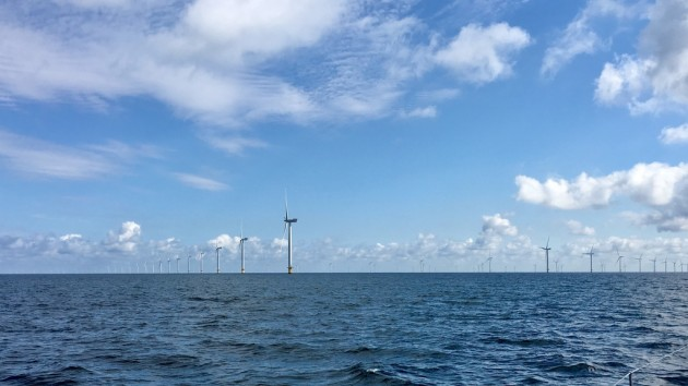 Windpark Anholt
