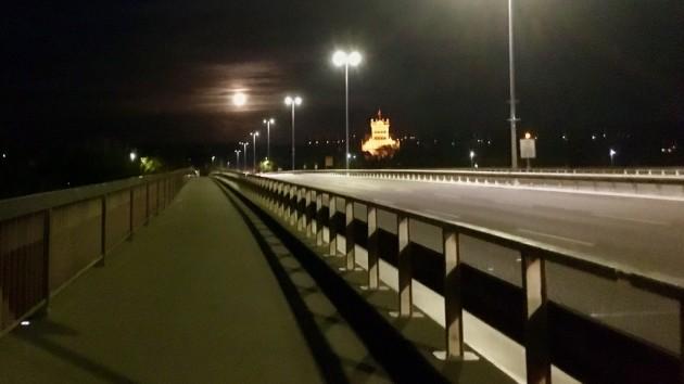 Trier bei Nacht
