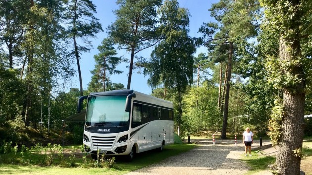 Camping Hooge Veluwe
