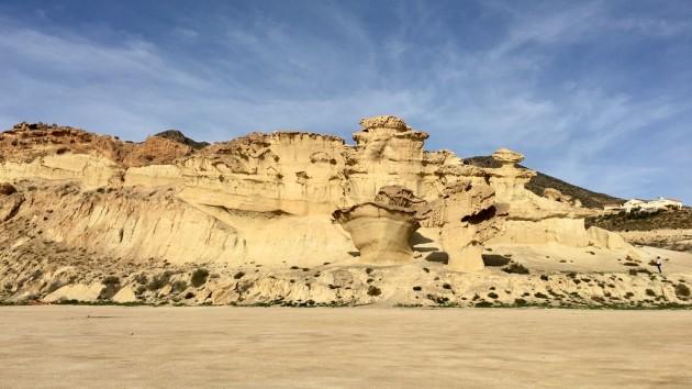 Sandsteinskulpturen Mazarrón