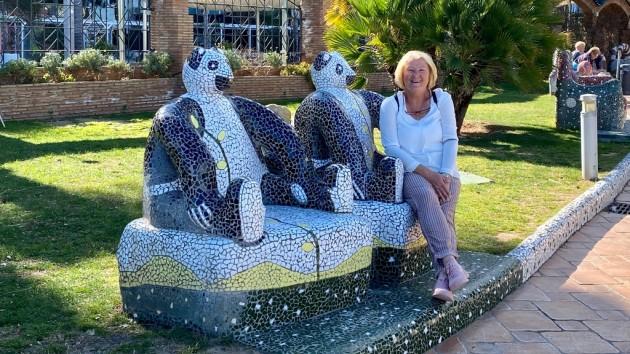 Suse und die Pandas
